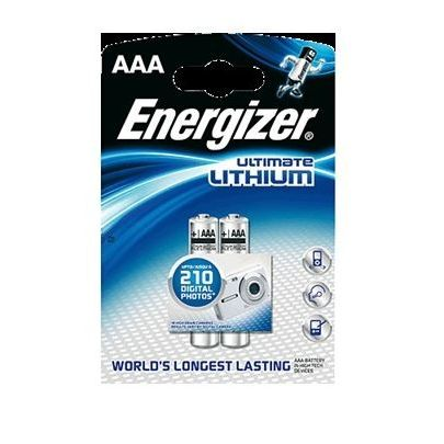 BLISTER PILAS LITHIUM ENERGIZER AAA LR-3 (2)